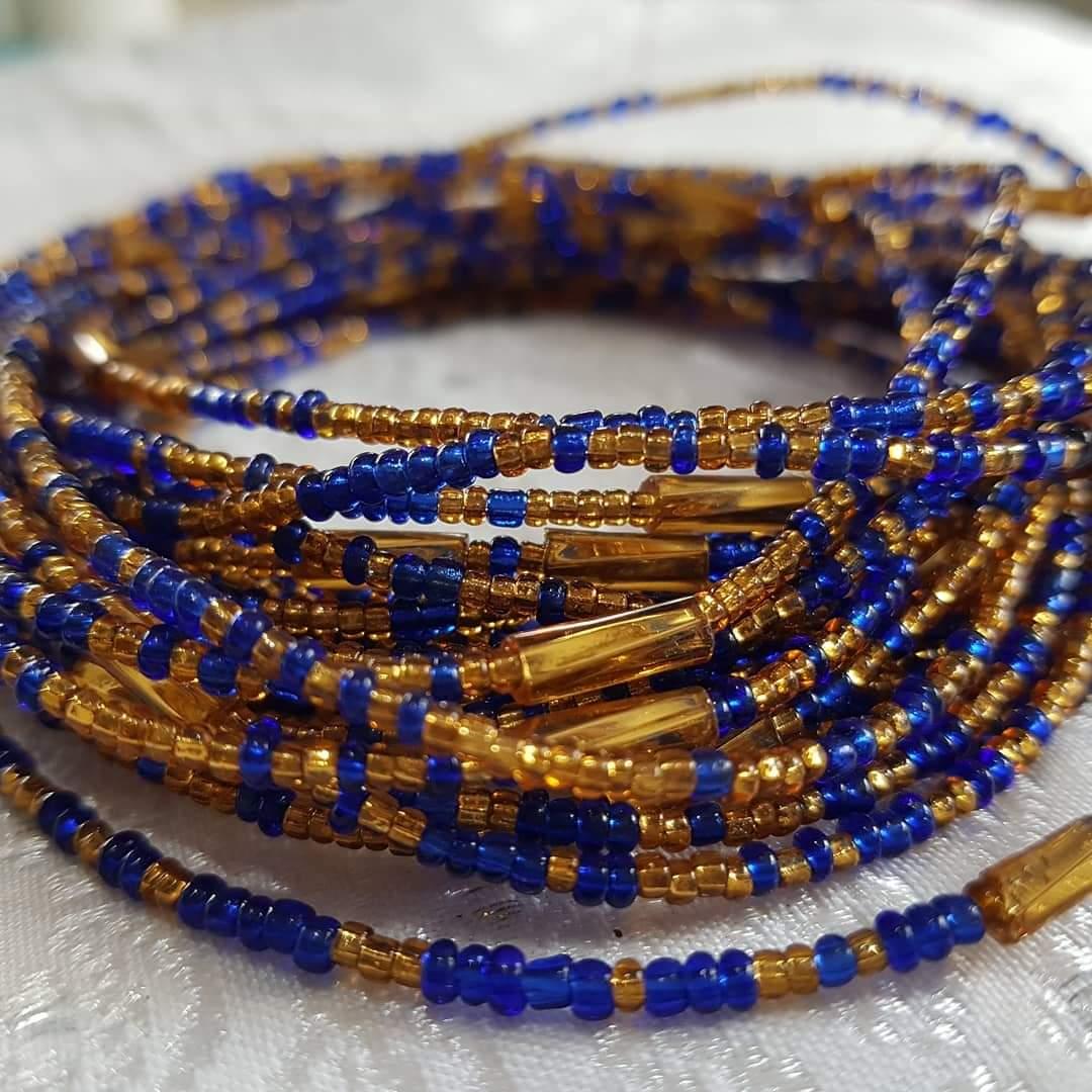 Royal Waist Beads