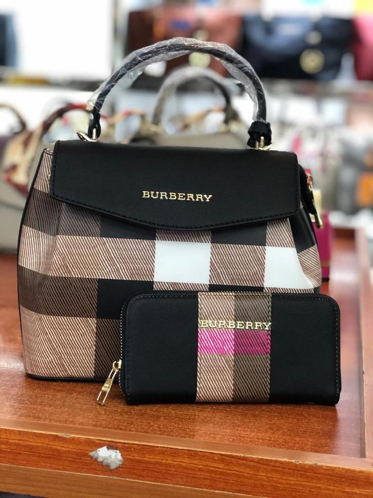 Burberry Bag & Purse