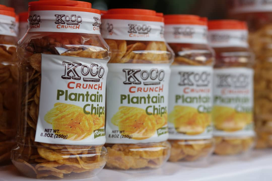 Koco Crunch Plantain Chips